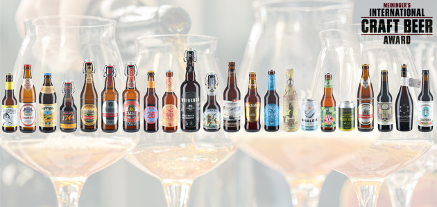 Meininger's International Craft Beer Award: Die Sieger