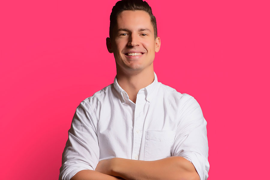 Moritz Heininger, Co-Founder & Managing Director DiscoEat