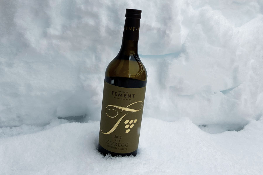 Tement-Tasting im Winter 2021