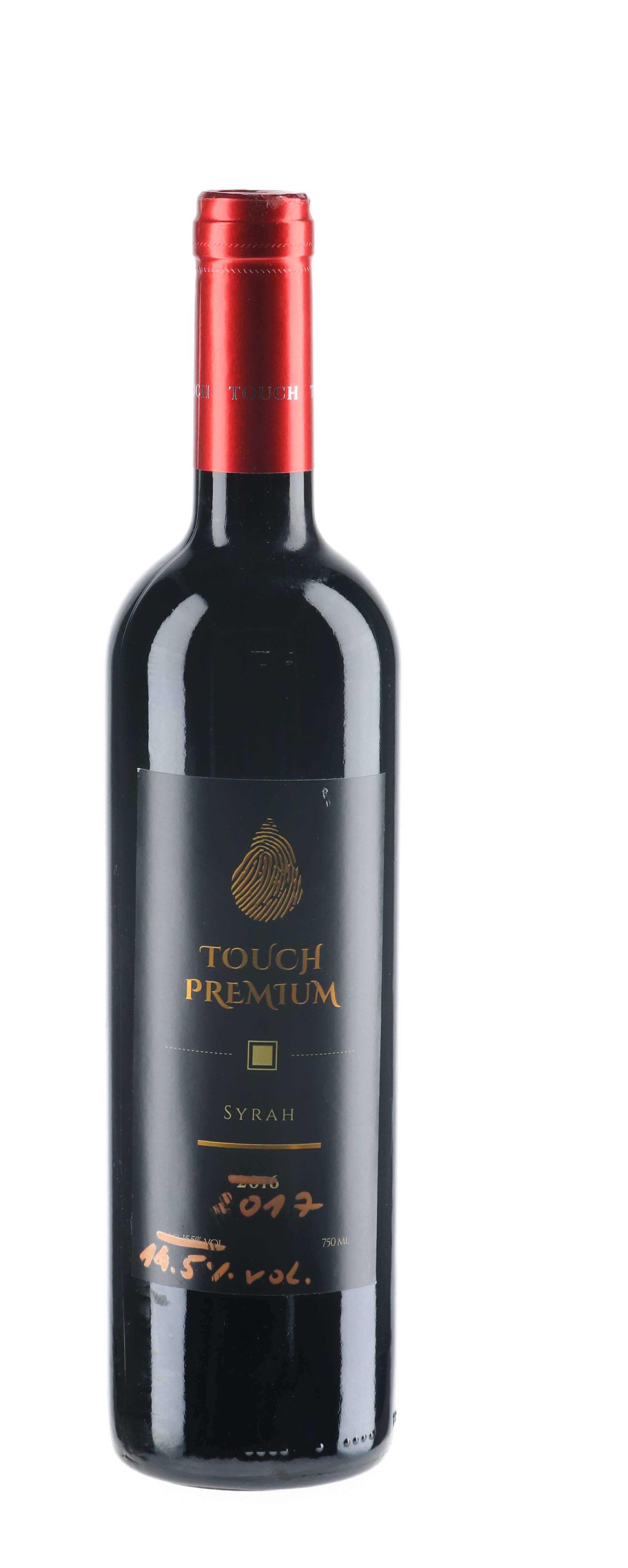 2017 Touch Premium Shiraz