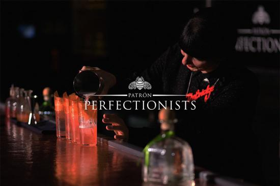 Die PATRÓN Perfectionists Cocktail Competition 2021/2022 wird virtuell